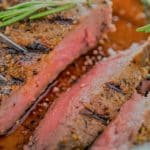 Cook Sizzling Steak On A Gas Grill
